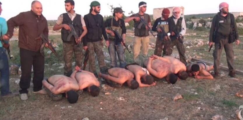 Syrie - al nosra 2013