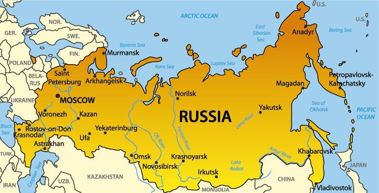 Visa Russie - Action-Visas pour la Russie en ligne Visa Russe