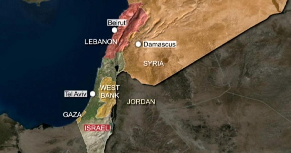 israel -syrie