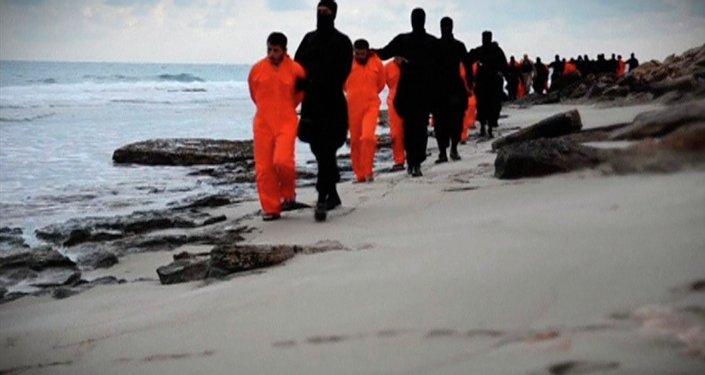 Libye - decapitations