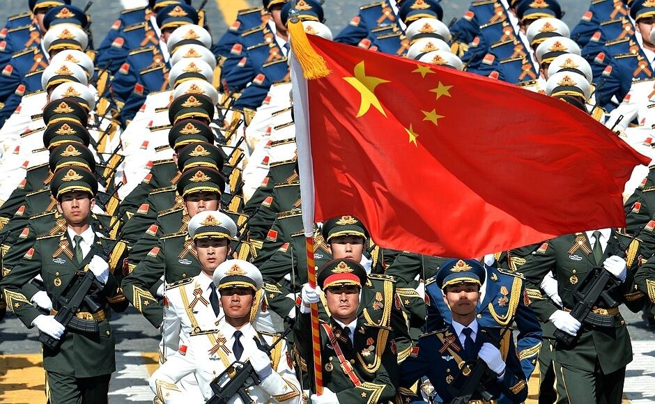Chine - russie