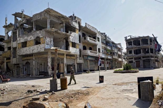 syria - homs