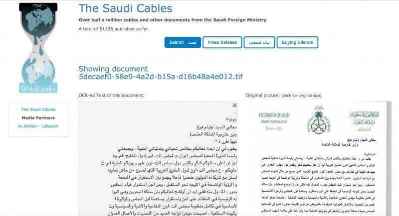 Saudi-Cables