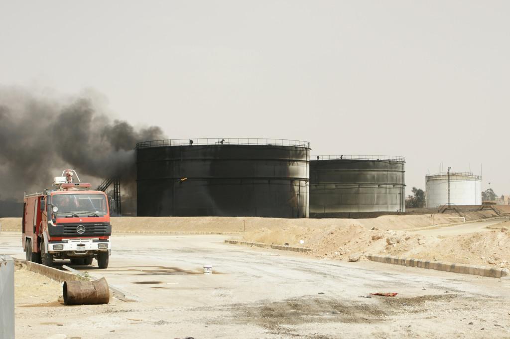 syrie - petrole