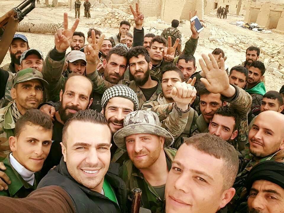 Sauver palmyre les politiques ont dit non escomptant la chute d assad arr t sur info - Assad guilherand granges ...