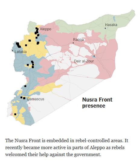 syrie NusraFront