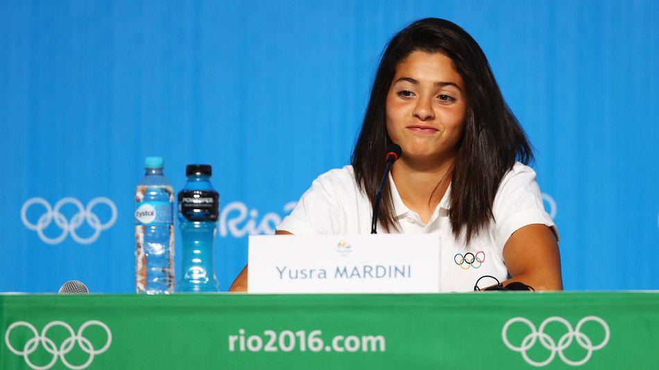 Yusra Mardini 7