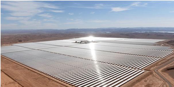 Accaparement des terres et de l'eau au Maroc dans - AGRICULTURE - ANNIMAUX - METIERS LIES A LA TERRE maroc-solaire