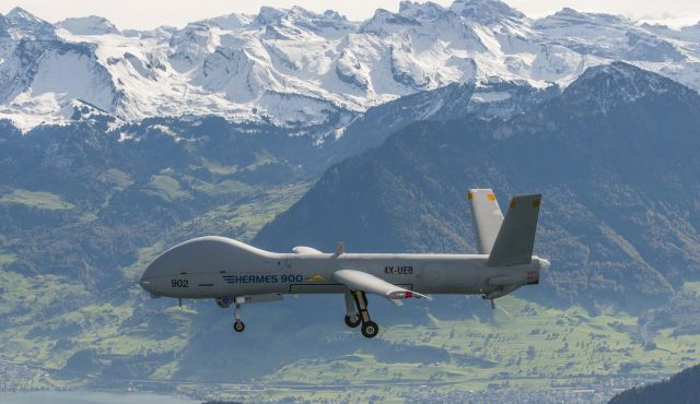 drone - israel