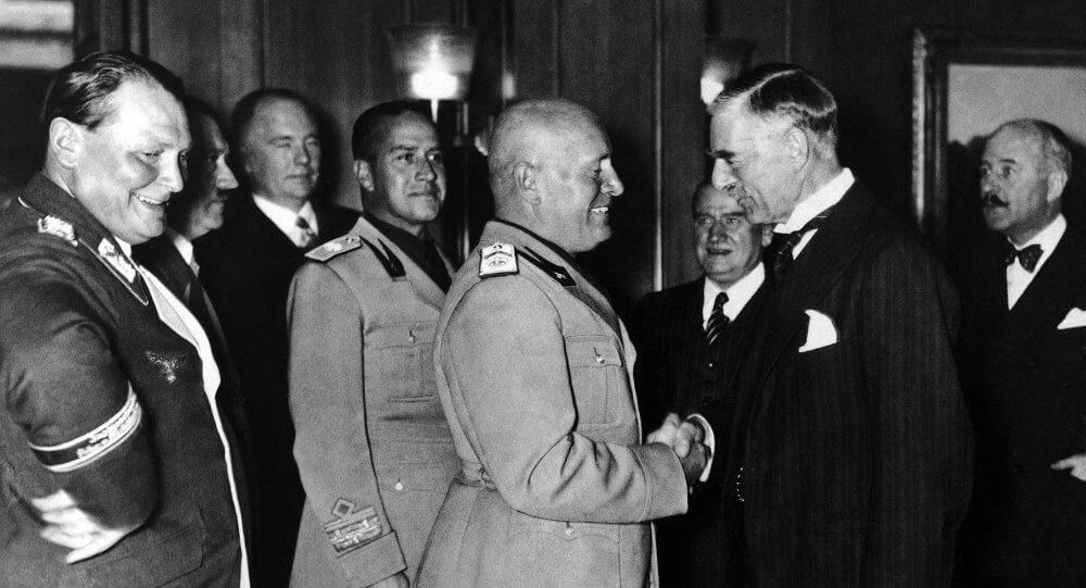 Allemagne -munich - Goering 1