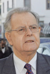 Maurice Buttin, président du CVPR PO