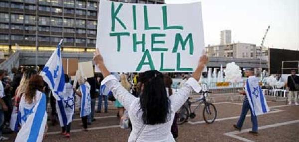 Israel kill them all