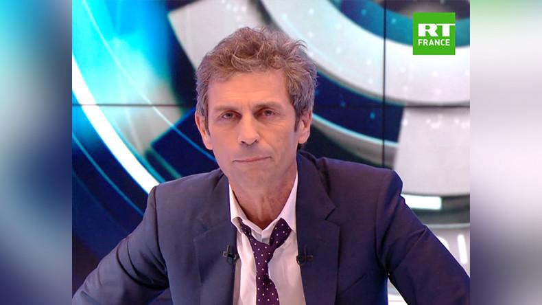 Neutralité, tabous et conformisme : Frédéric Taddeï répond aux questions de RT France dans - DROIT taddei-RT-1
